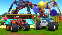 Blaze and the Monster Machines - Episode 14 - The Big Balloon Rescue