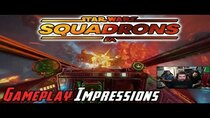 The Angry Joe Show - Episode 122 - EA's Star Wars: Squadrons Gameplay - Angry Reaction!