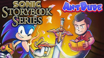AntDude - Episode 19 - The Sonic Storybook Series | Once Upon A Hedgehog