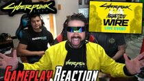 The Angry Joe Show - Episode 126 - Cyberpunk 2077 Night City Gameplay - Angry Reaction!