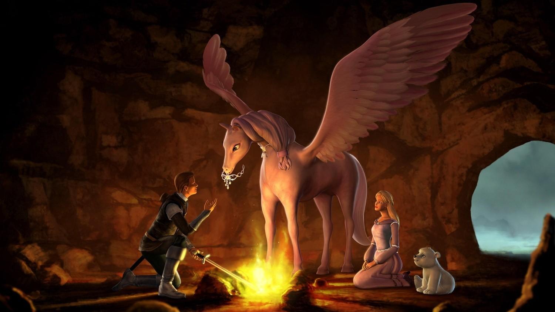 Barbie Magic Pegasus 3 D 2005