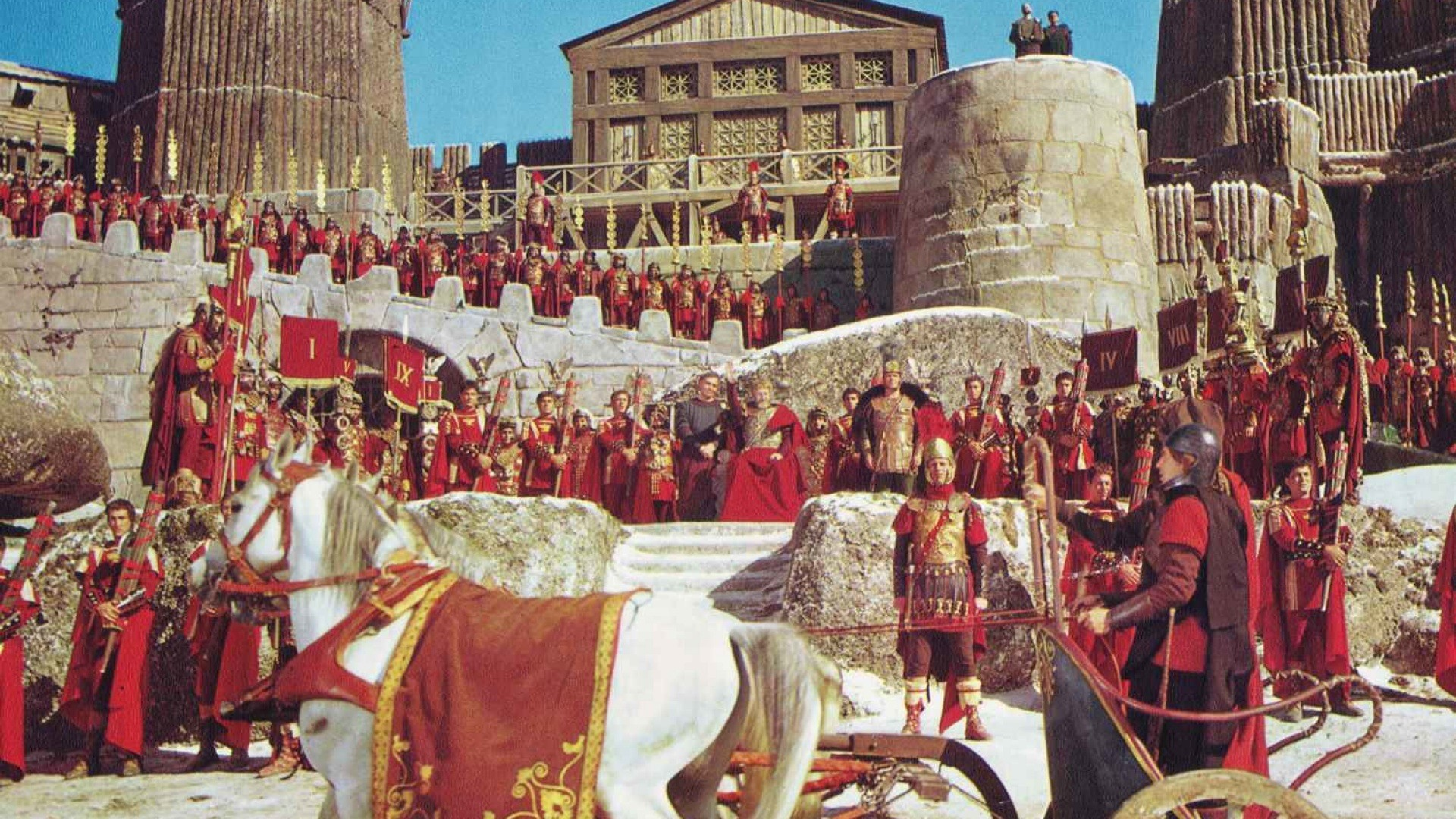 a history of rome under the caesars