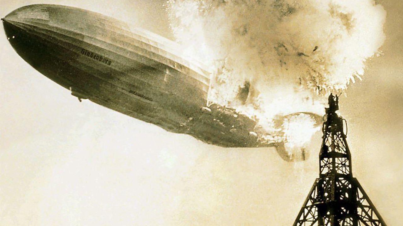 an analysis of the hindenburg disaster in the history of air travel In this may 6, 1937, file photo, the german dirigible hindenburg crashes to earth in flames after exploding at the us naval station in lakehurst, nj.