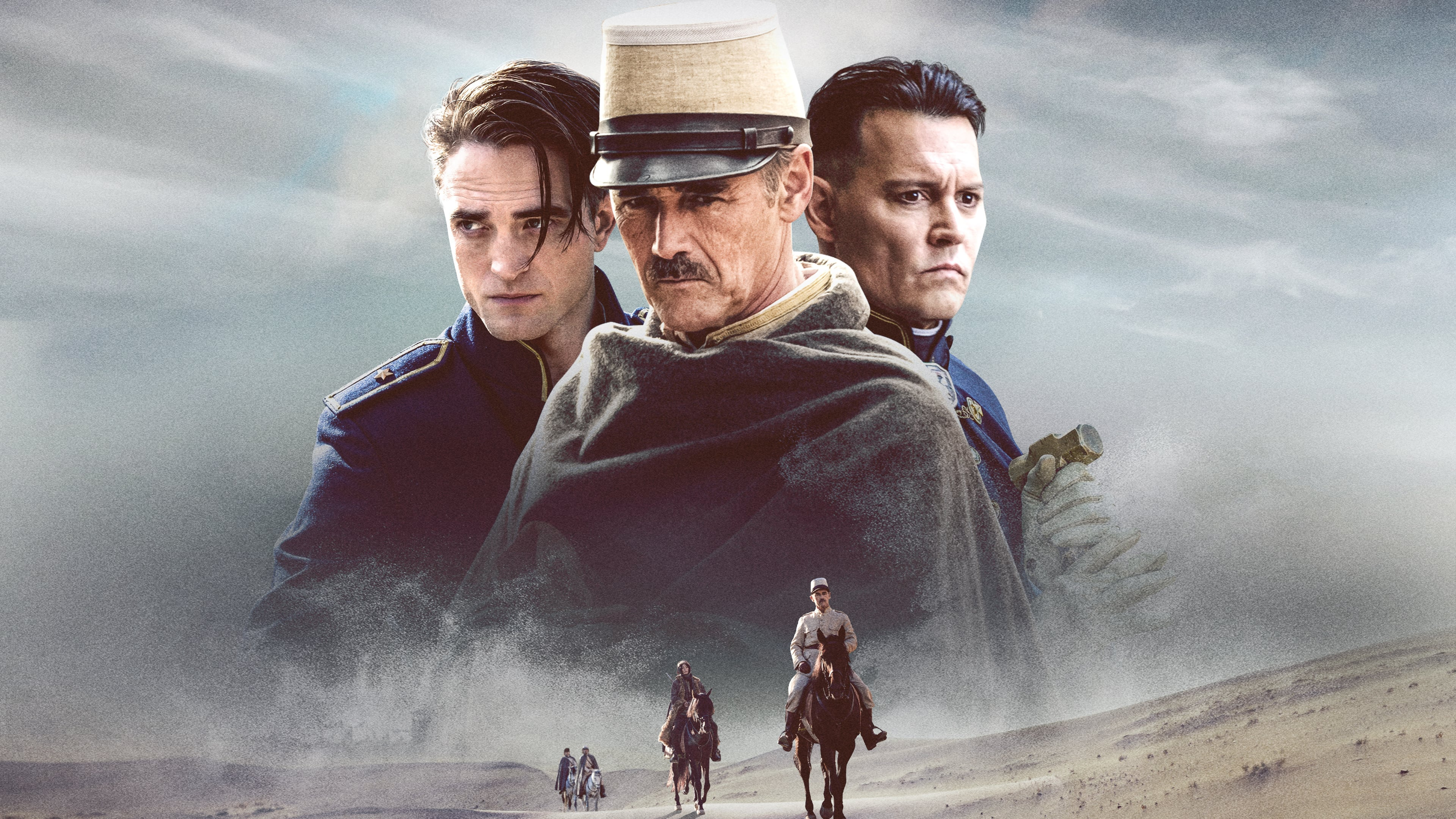 Waiting for the Barbarians (2019) - Watch on Hulu, Kanopy