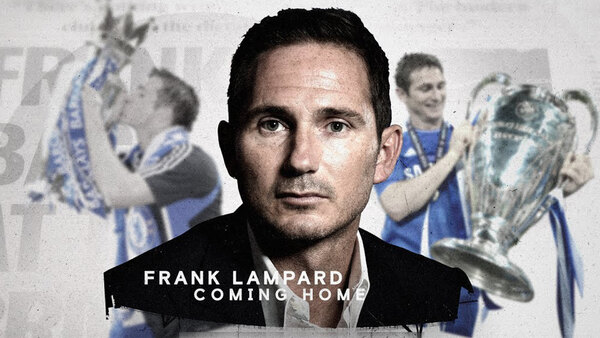Frank Lampard: Coming Home - S01E01 - A Legend Returns