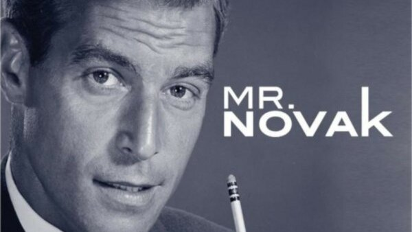 Mr. Novak - S02E13 - Love Among the Growns Ups
