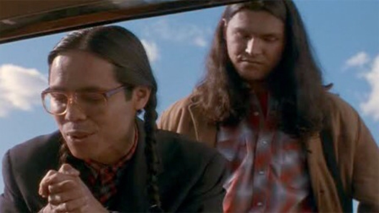 relationship father and son in the movie smoke signals Smoke signals (1998) can be seen through the lens of this definition victor joseph (adam beach) and thomas builds-the-fire (evan adams) are both on a quest towards a better understanding of who they are and where they fit in while they both have very different ways to go about the work, they do it side by side growing up together on a.