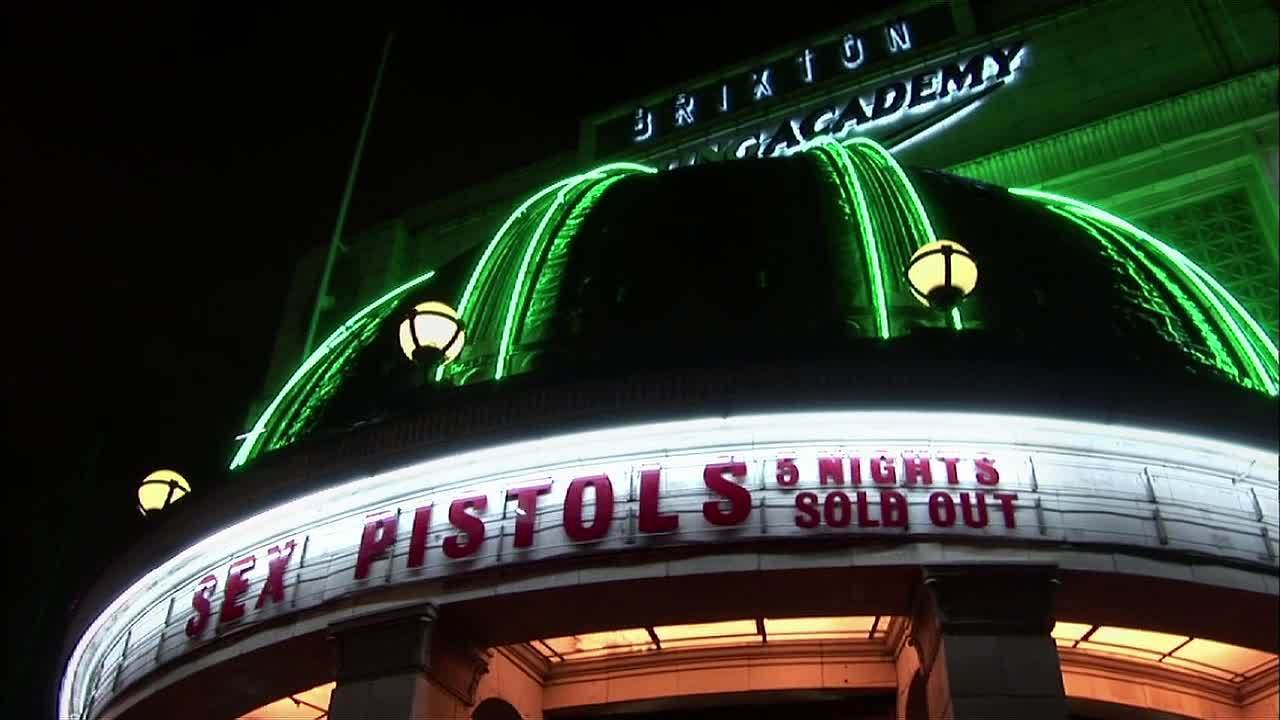 Sex pistols  there ll always be an england 2008 live from brixton academy