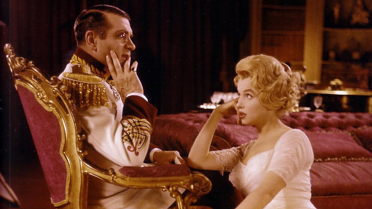 что мерлин монро принц и танцовщица смотреть онлайн жены русским