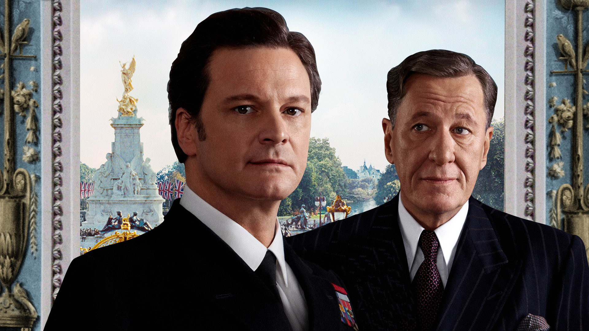 the kings speech Product description candidates for president and prime minister choose to run, but kings rarely have a choice such was the case for prince albert, known by family members as bertie (colin firth), whose stutter made public speaking difficult.