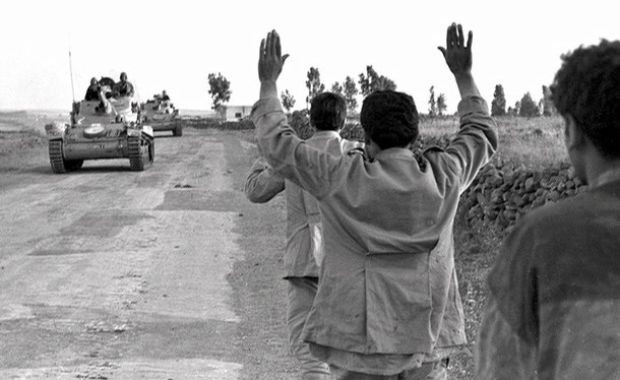 an introduction to the six day war in lebanon and the birth of israel Water conserving technology in israel the birth of israel essay - many events and people caused the birth of israel the six-day war, the war in lebanon and.