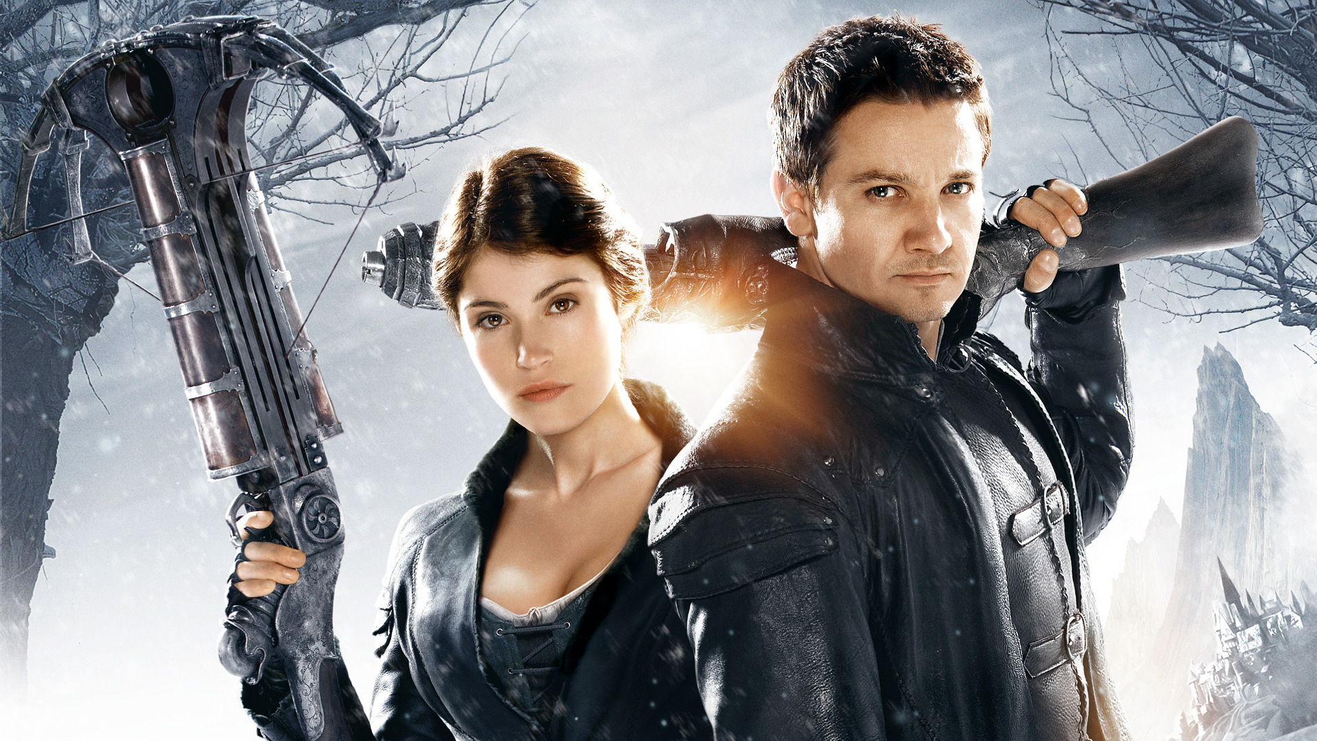 Hansel & gretel movie 2009