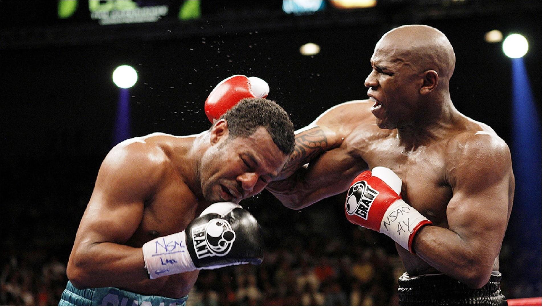 Прикольные фото из бокса