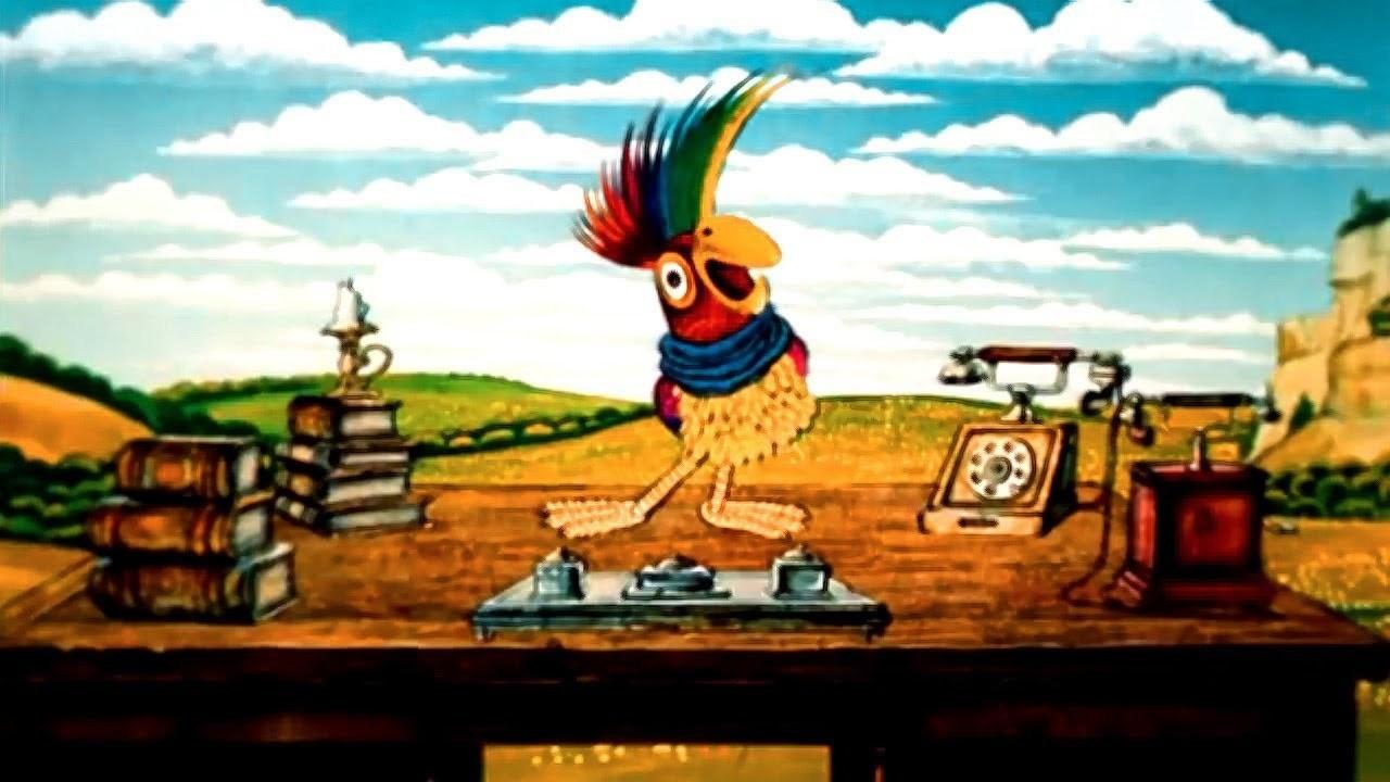 доктор айболит мультфильм смотреть онлайн все серии