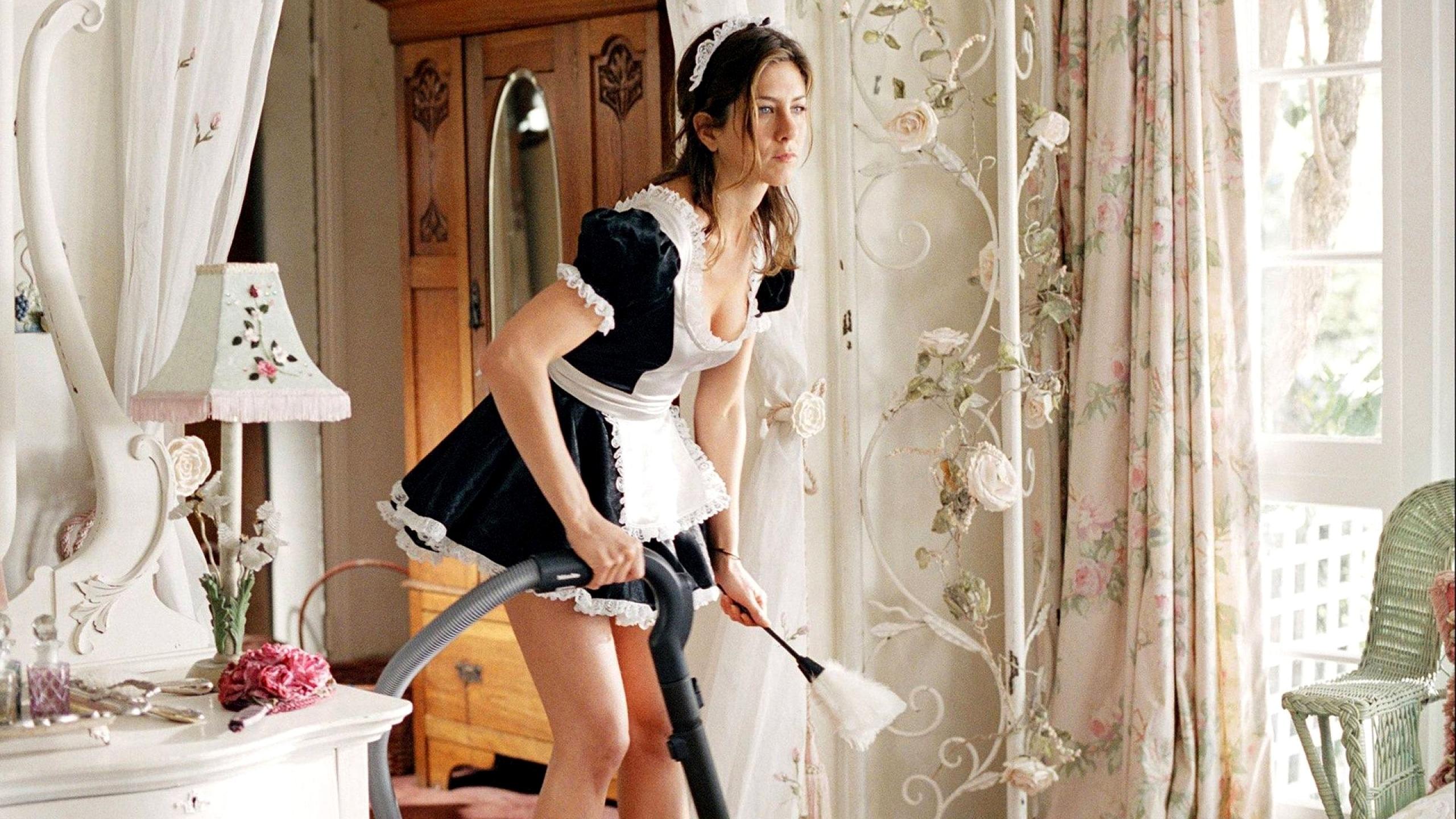 сладенькая молодая домработница - 7