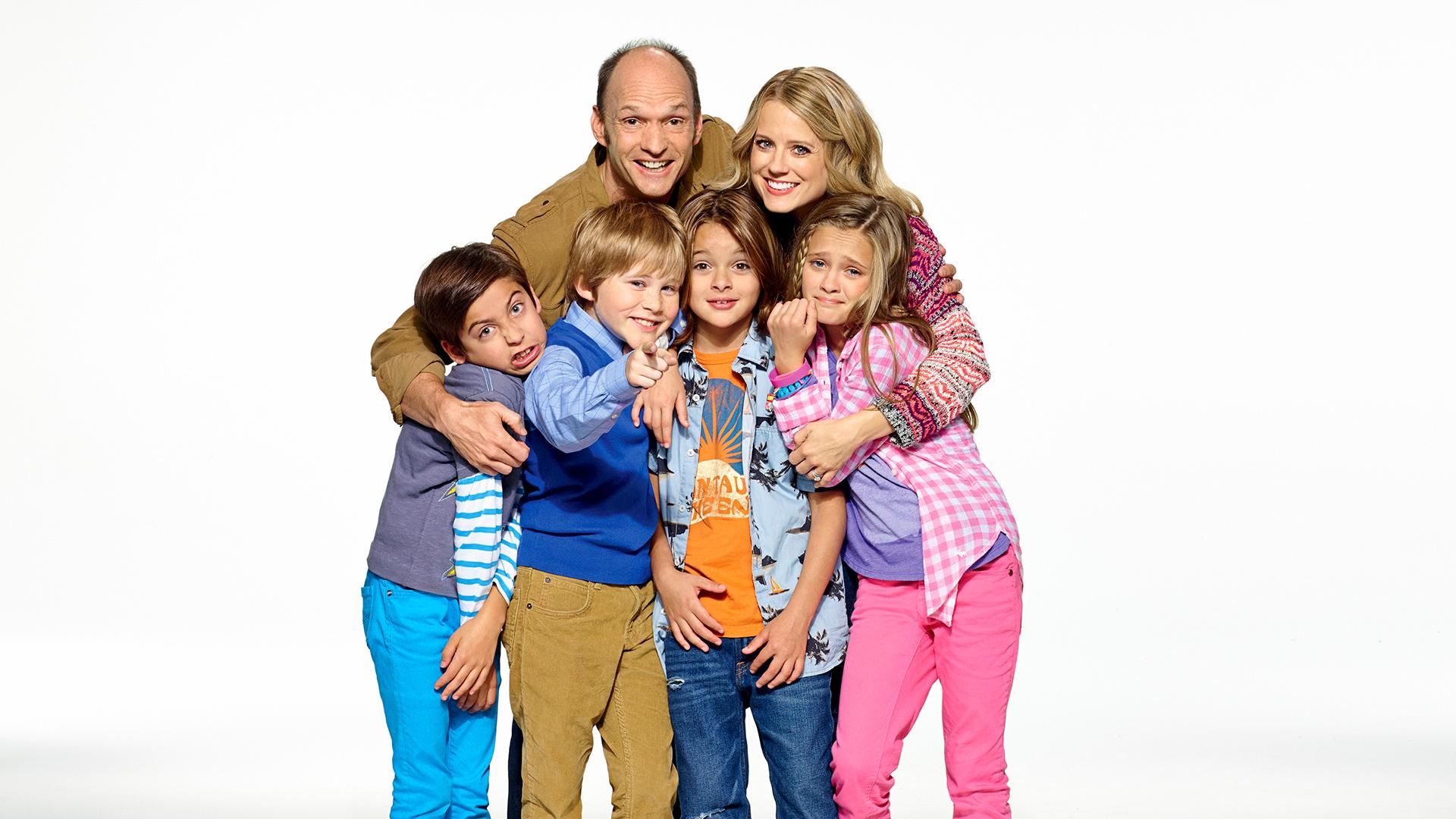 Nicky, Ricky, Dicky & Dawn (TV Series 2014 - 2018)