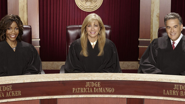 Hot Bench - S05E186 - Judge Acker's Barbie Dreamhouse!; World's Best Excuse for Skipping Out on Rent!