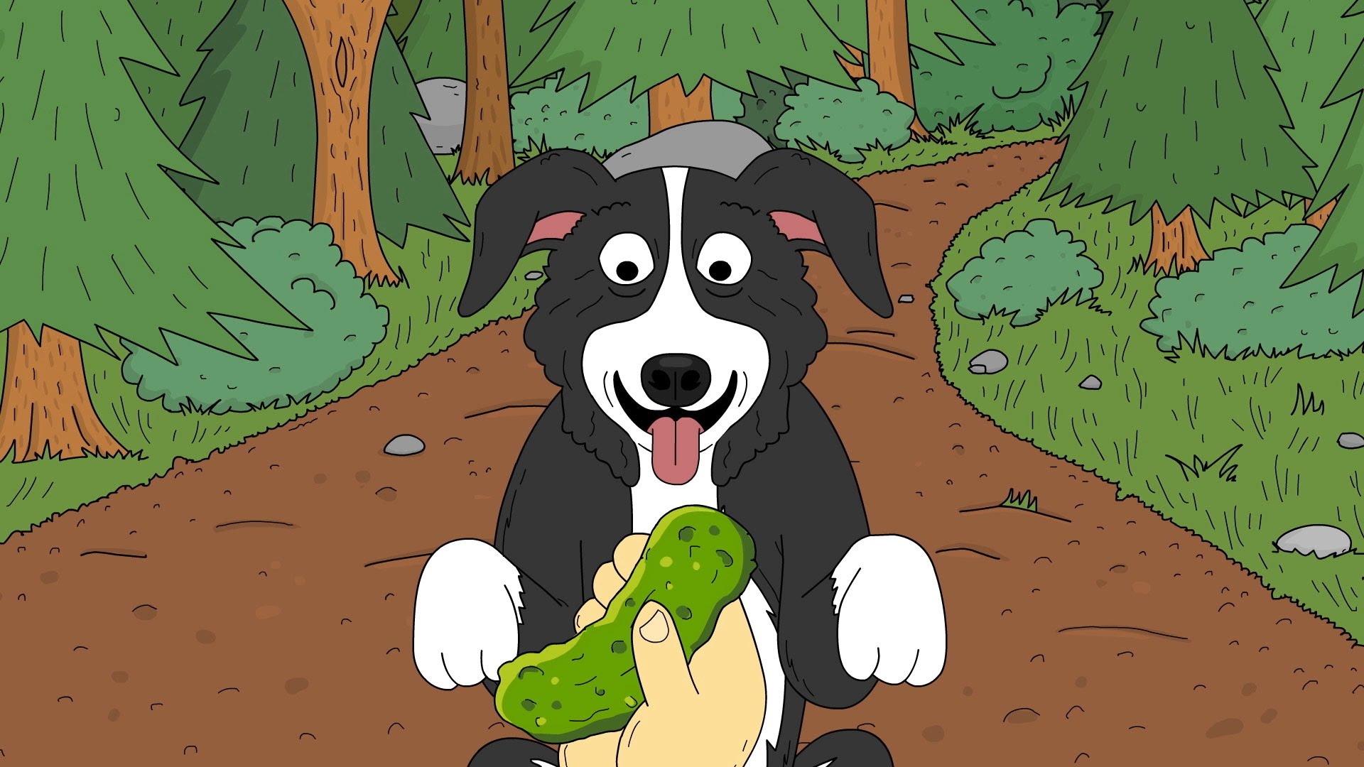 Mr. Pickles (TV Series 2013 - 2019)