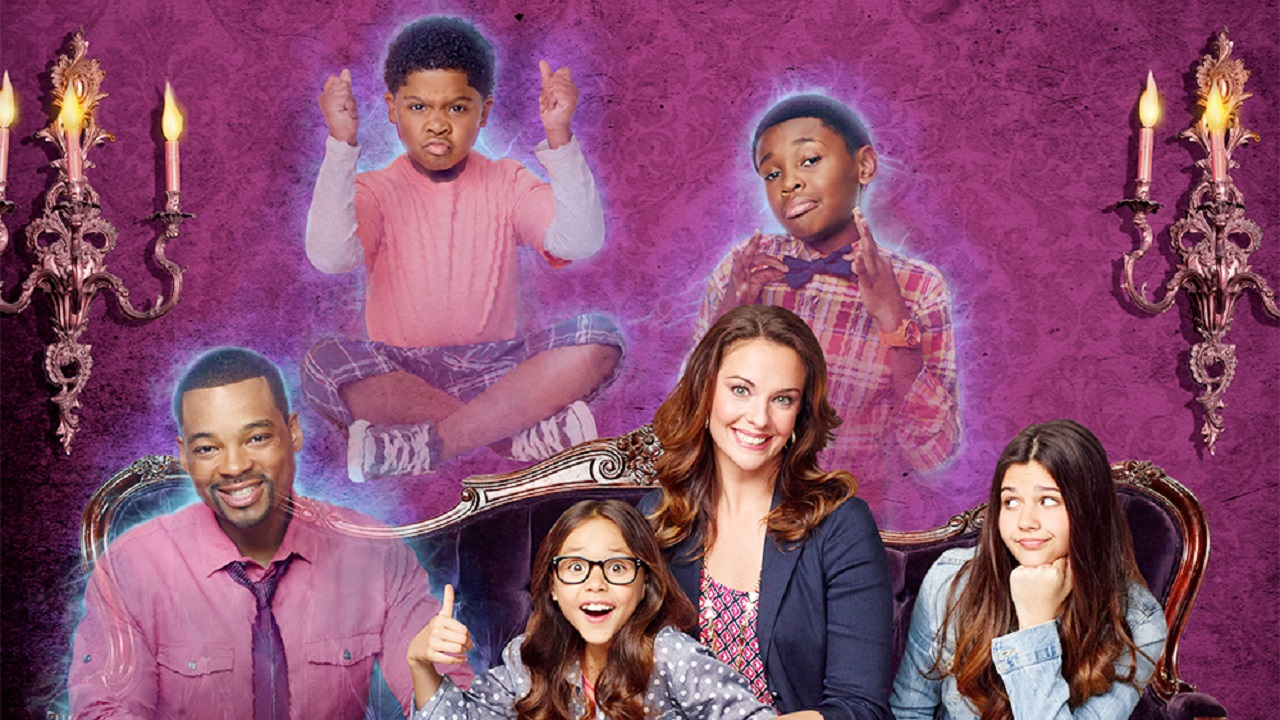 The Haunted Hathaways Tv Series 2013 2015