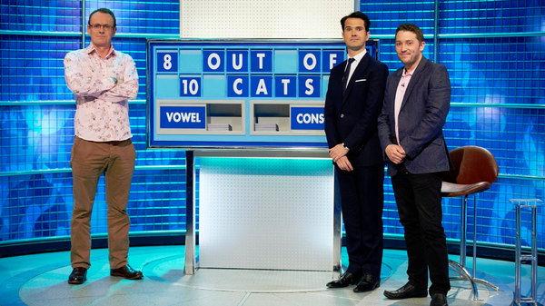 8 Out of 10 Cats Does Countdown - S19E06 - Harriet Kemsley, Chris McCausland, Nick Helm