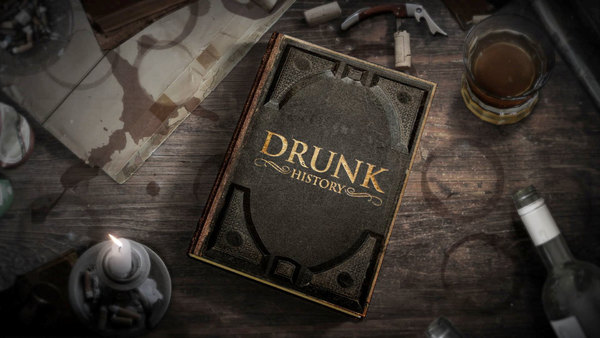 Drunk History - S06E14 - Behind Enemy Lines
