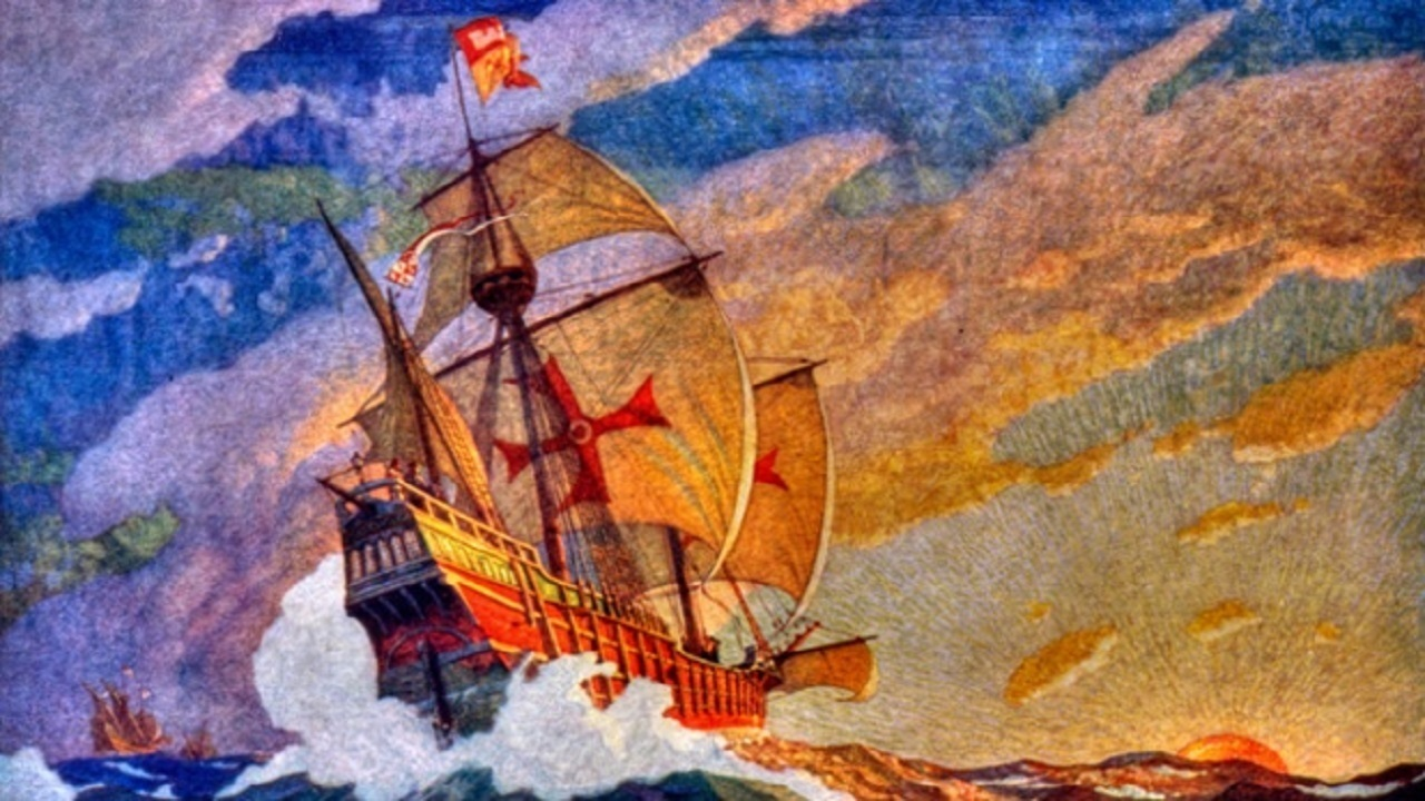 a biography of columbus sailing on the high seas of personal good fortune Alby mangels: beyond world safari by lynn santer is he had learned sailing the high seas when in his late leading to a life of adventure and personal.