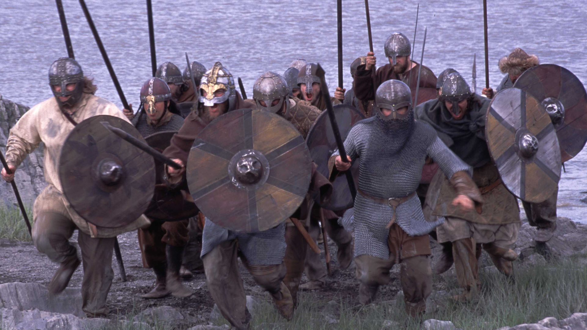 history of the world of the vikings Beyond that, there is little evidence of viking presence in the new world, and they didn't form permanent settlements danish dominance  history vault: vikings.