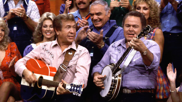 Hee Haw - S21E24 - Johnny Cash and June Carter Cash (co-hosts) / Holly Dunn / The Million Dollar Band