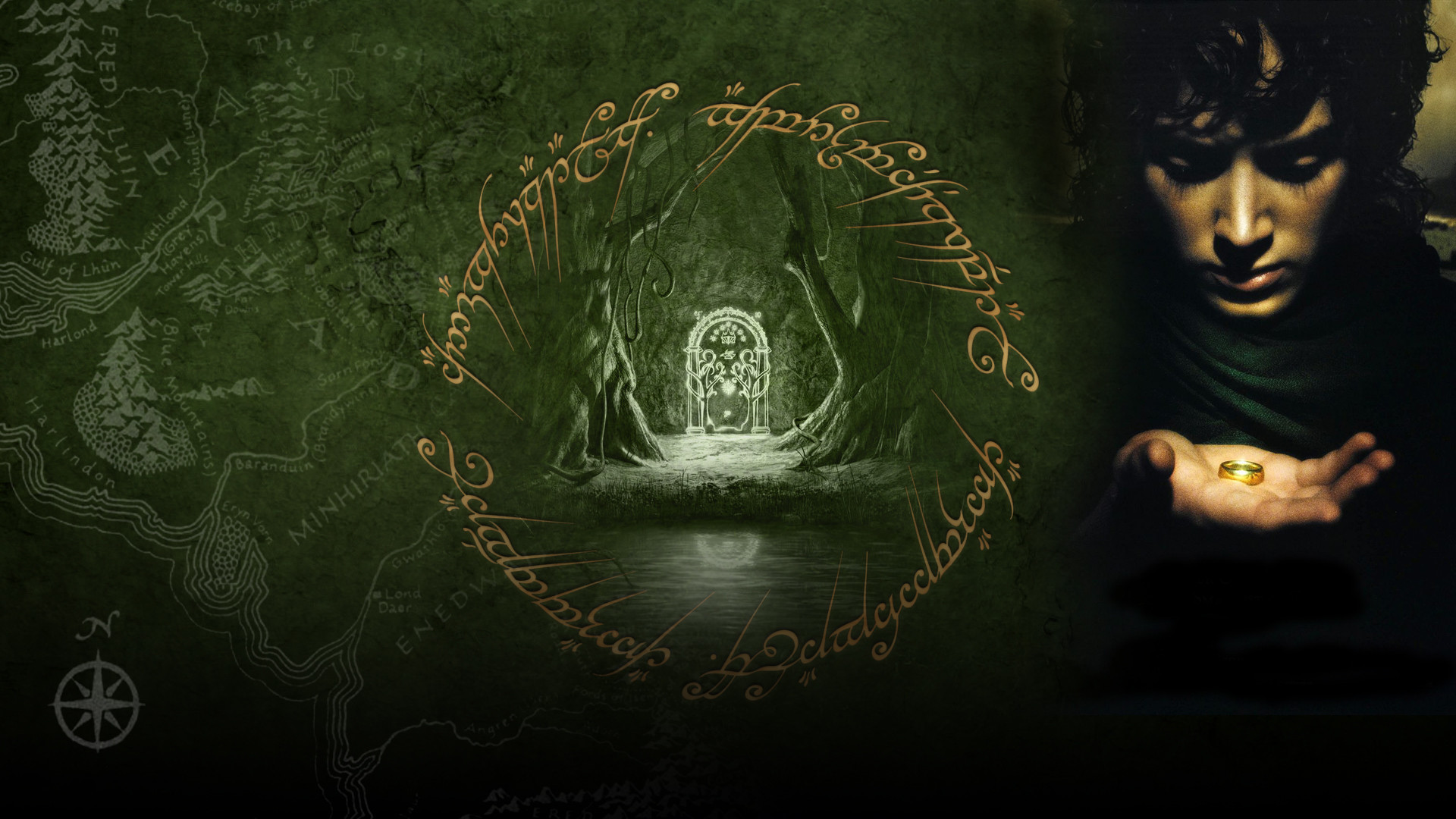 "an analysis of the topic of the elrond and gandalf characters in the lord of the rings novel by j r  ""beyond hope he saved us if we examine the three main characters in the lord of the rings at the council of elrond all look to gandalf for counsel and."