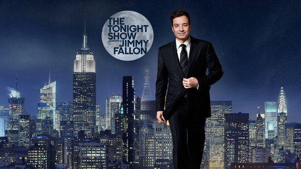The Tonight Show Starring Jimmy Fallon - S07E13 - Clive Owen, Elsie Fisher, Lewis Capaldi