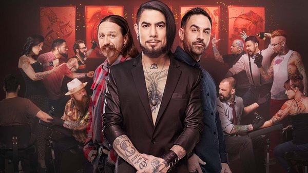 Ink Master - S12E01 - The Ink Will Speak for Itself