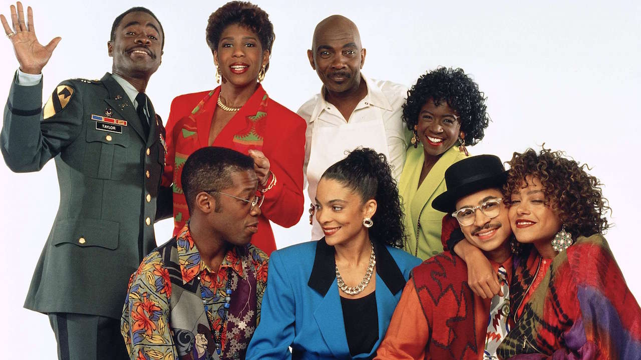 a different world A different world is an american television sitcom which aired for six seasons on nbc it is a spin-off series from the cosby show and originally centered on denise huxtable and the life of students at hillman college, a fictional mixed but historically black college in the state of virginia.