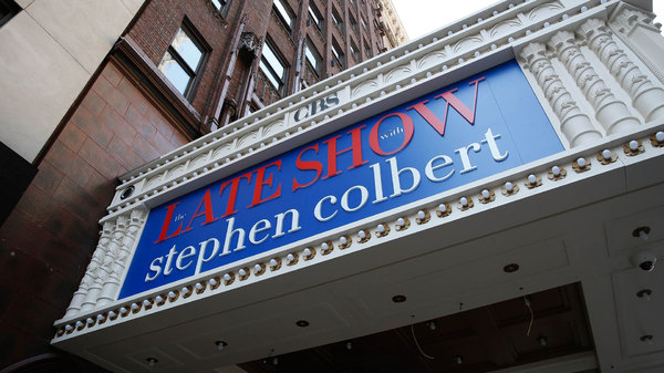 The Late Show with Stephen Colbert - S04E146 - Bill Hader, James Bay
