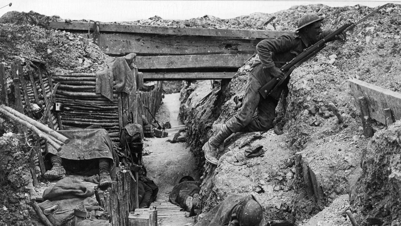 an introduction to the military conflict of the world war i during 1914 1918