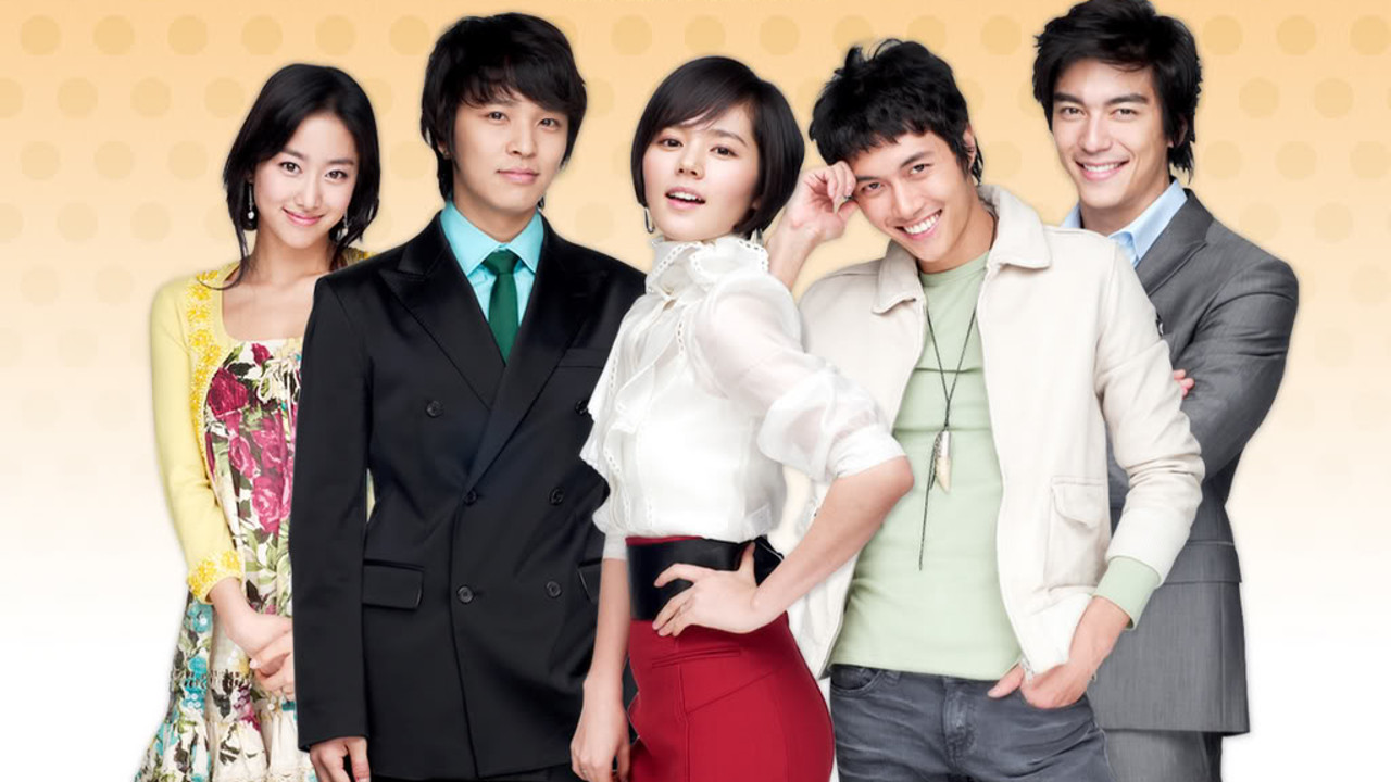 My fair lady korean drama cast