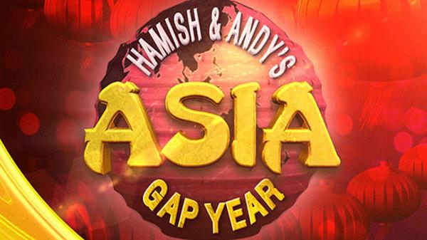 Hamish and Andy – Gap Year Asia Shooting - Khiri Travel