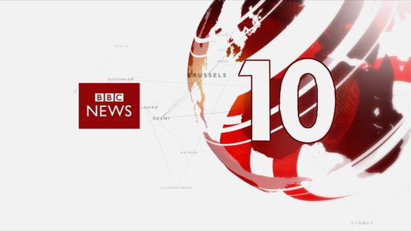 BBC News at Ten - S2019E118 - 12 June 2019