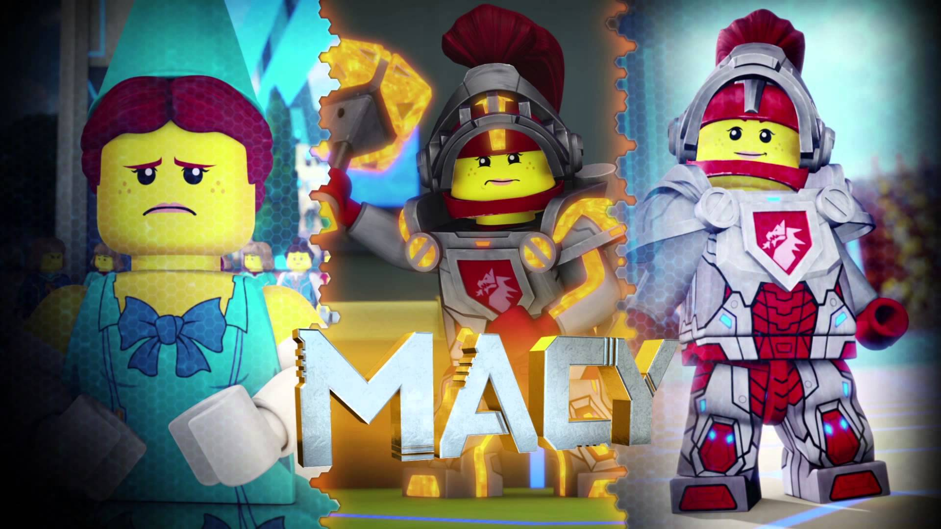 Lego nexo knights tv programm heute 2015 - 715