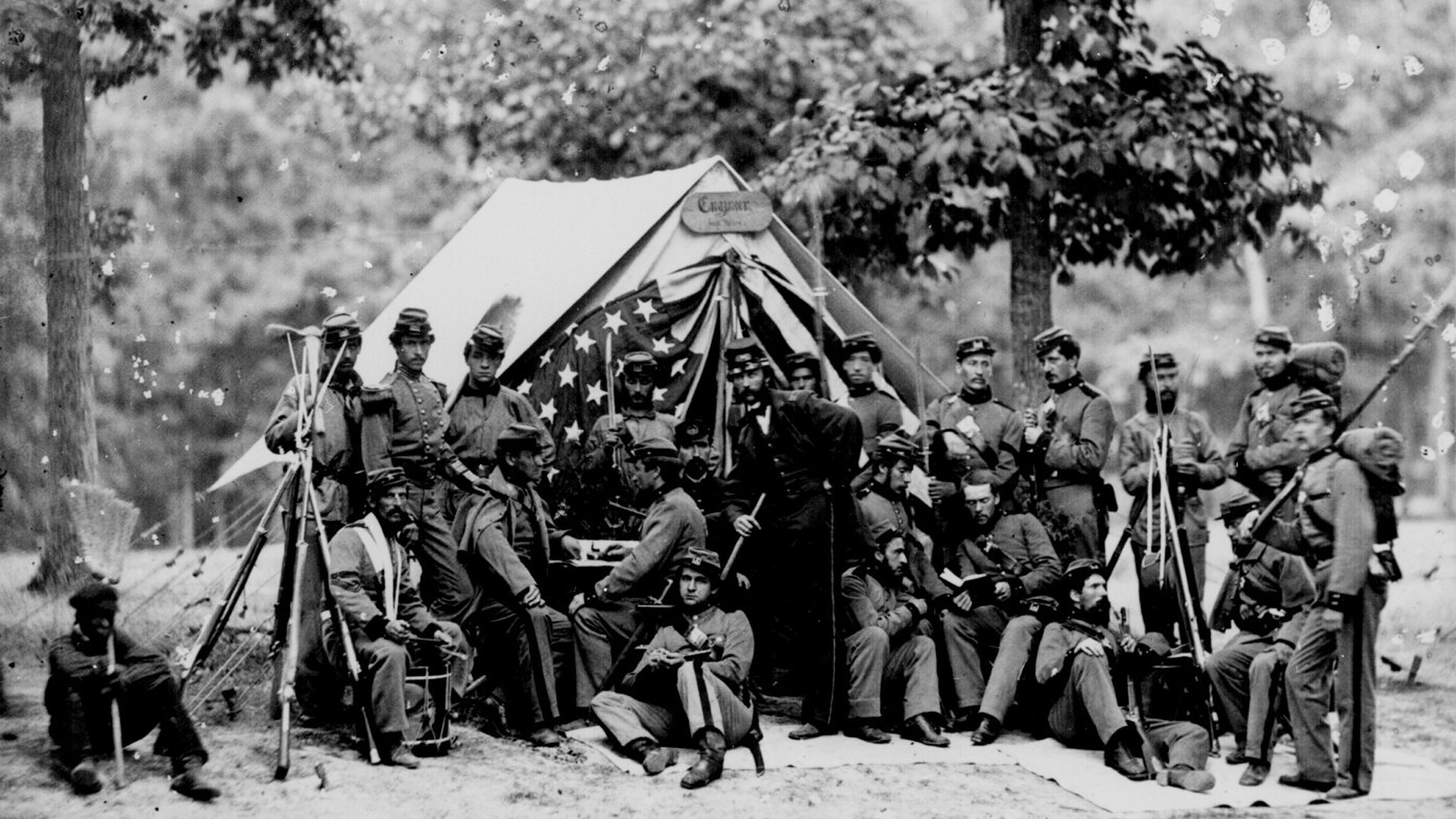 a history of the events that happened during the civil war and the reconstruction period in america