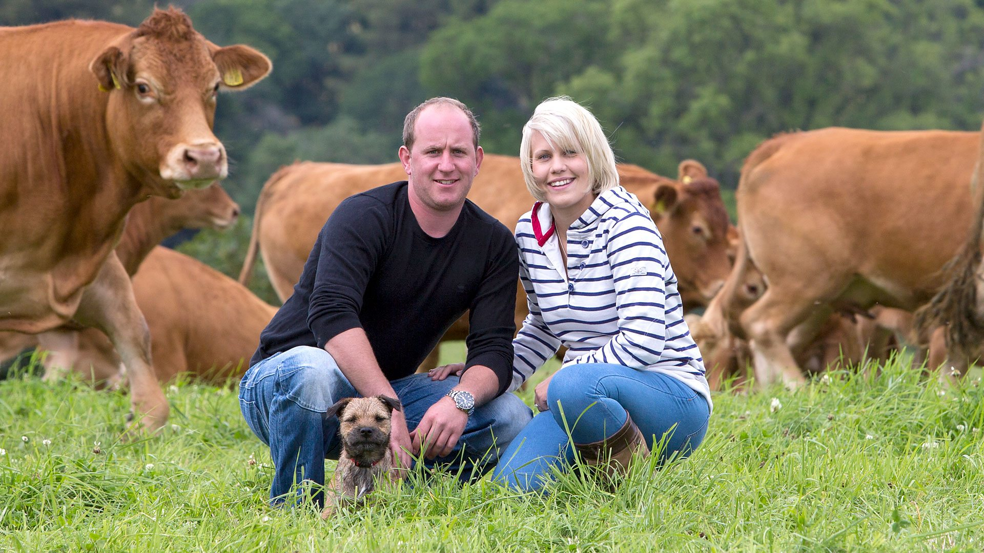 dating farmers scotland But for scottish farmer and star of bbc2's love in the countryside,  life on the  farm have prevented christine from dating over the past couple.
