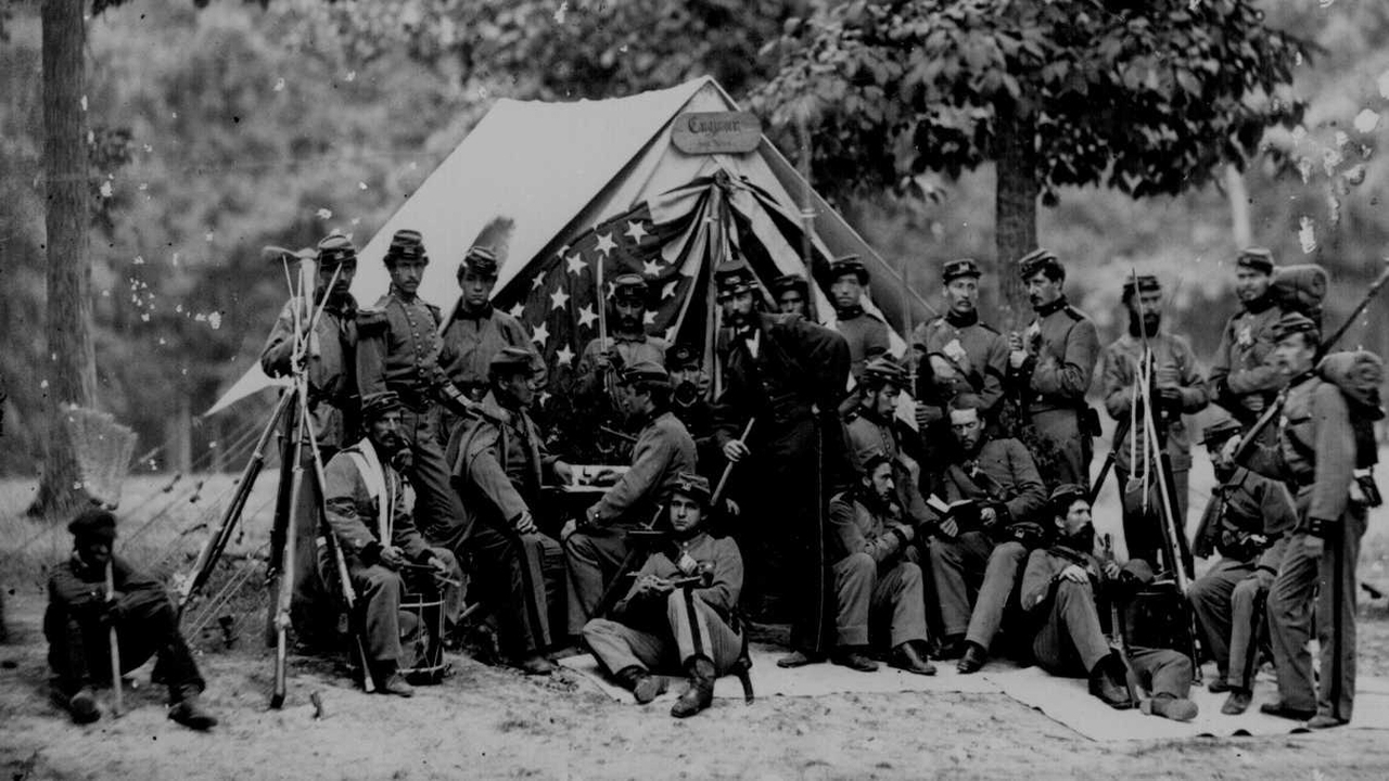 an examination of the end of the american civil war Unlike most editing & proofreading services, we edit for everything: grammar, spelling, punctuation, idea flow, sentence structure, & more get started now.