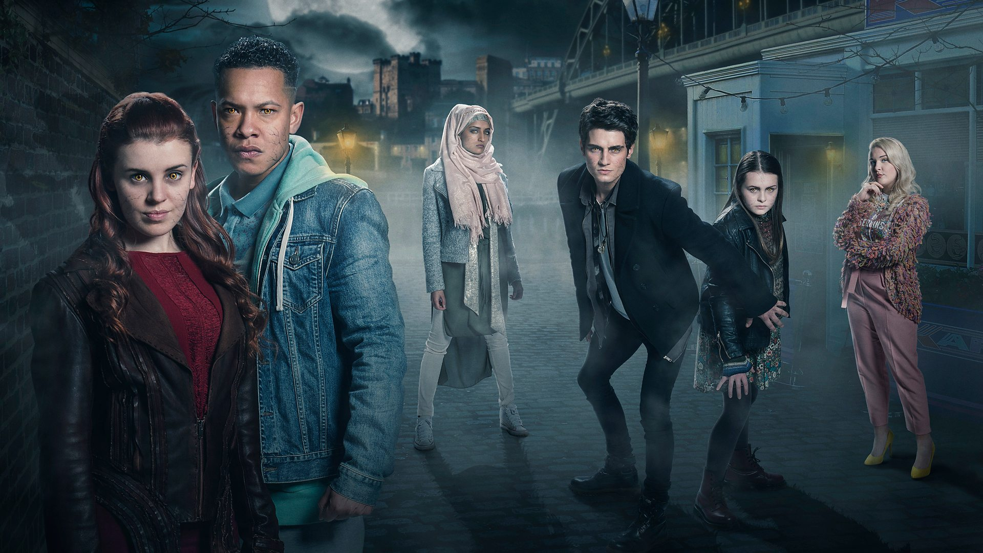 Wolfblood episodes (TV Series 2012 - 2017)
