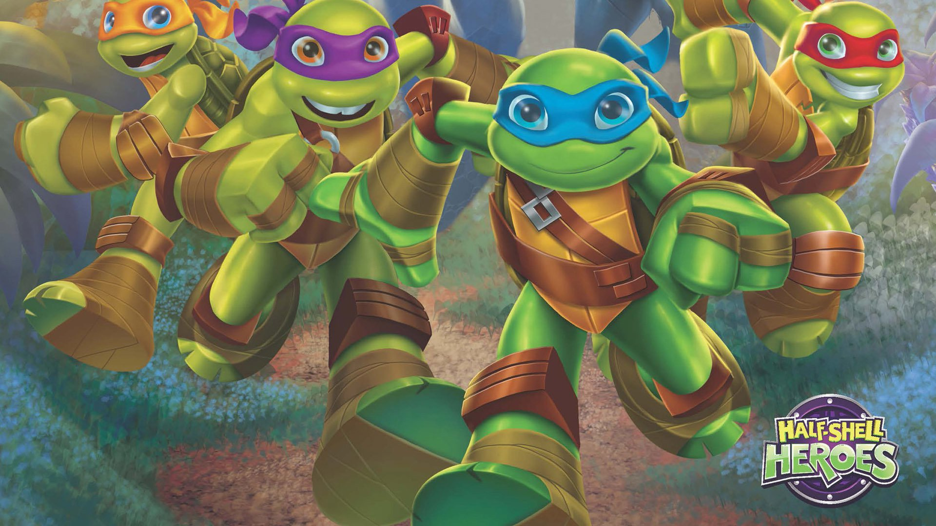 Все персонажи черепашек ниндзя фото