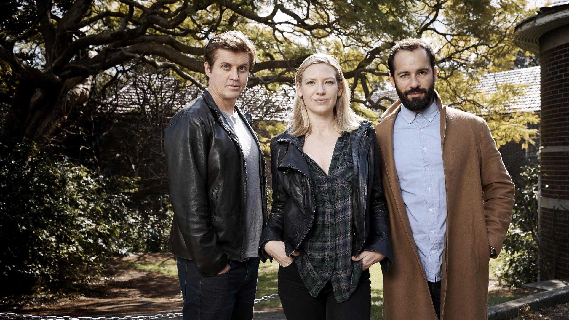 Secret City - Show News, Reviews, Recaps and Photos - TV.com