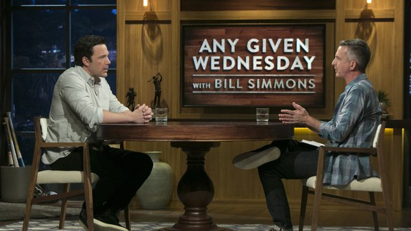 Any Given Wednesday with Bill Simmons - S01E12 - Charlamagne Tha God & Abby Wambach