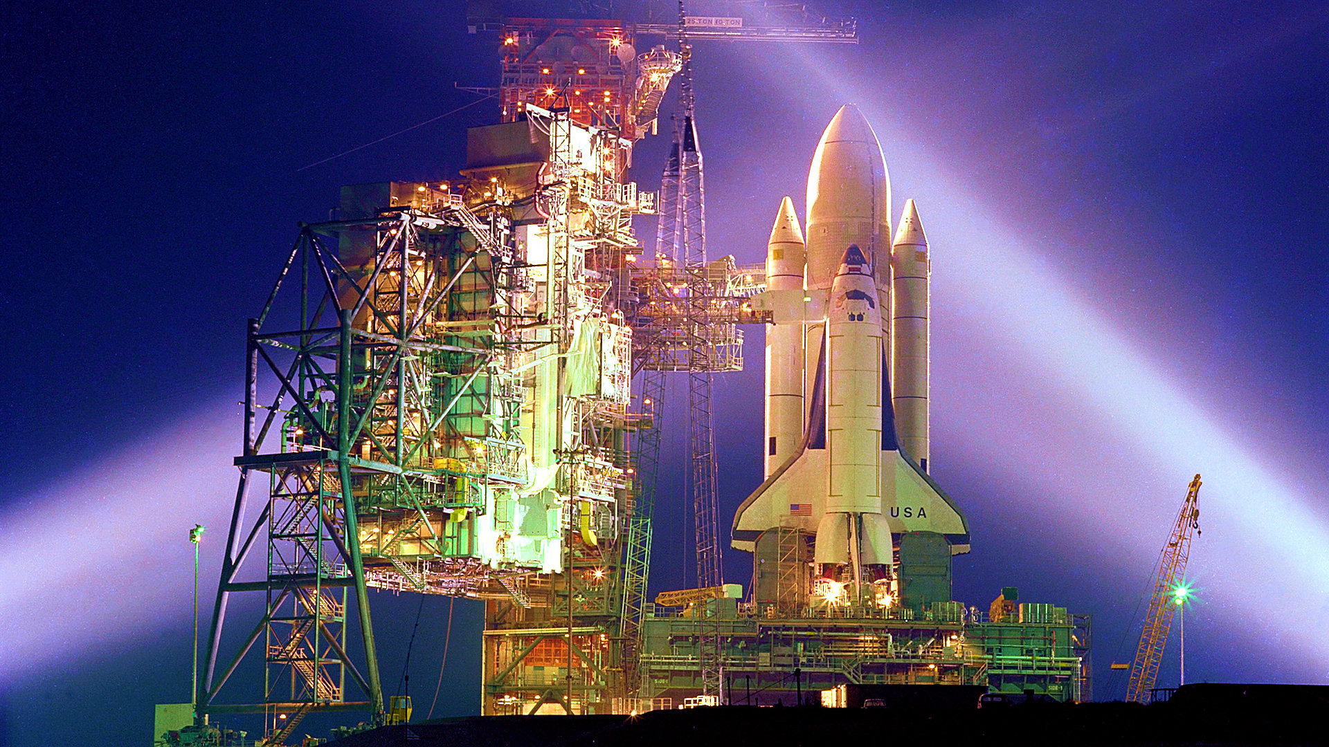 nasa shuttle development triumph and tragedy - HD2560×1600