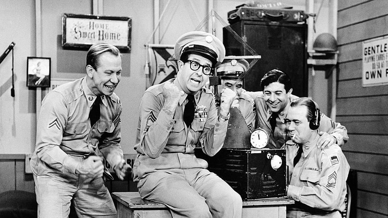 The Phil Silvers Show : SE 01 Ep 22 : Dinner at Sowici's