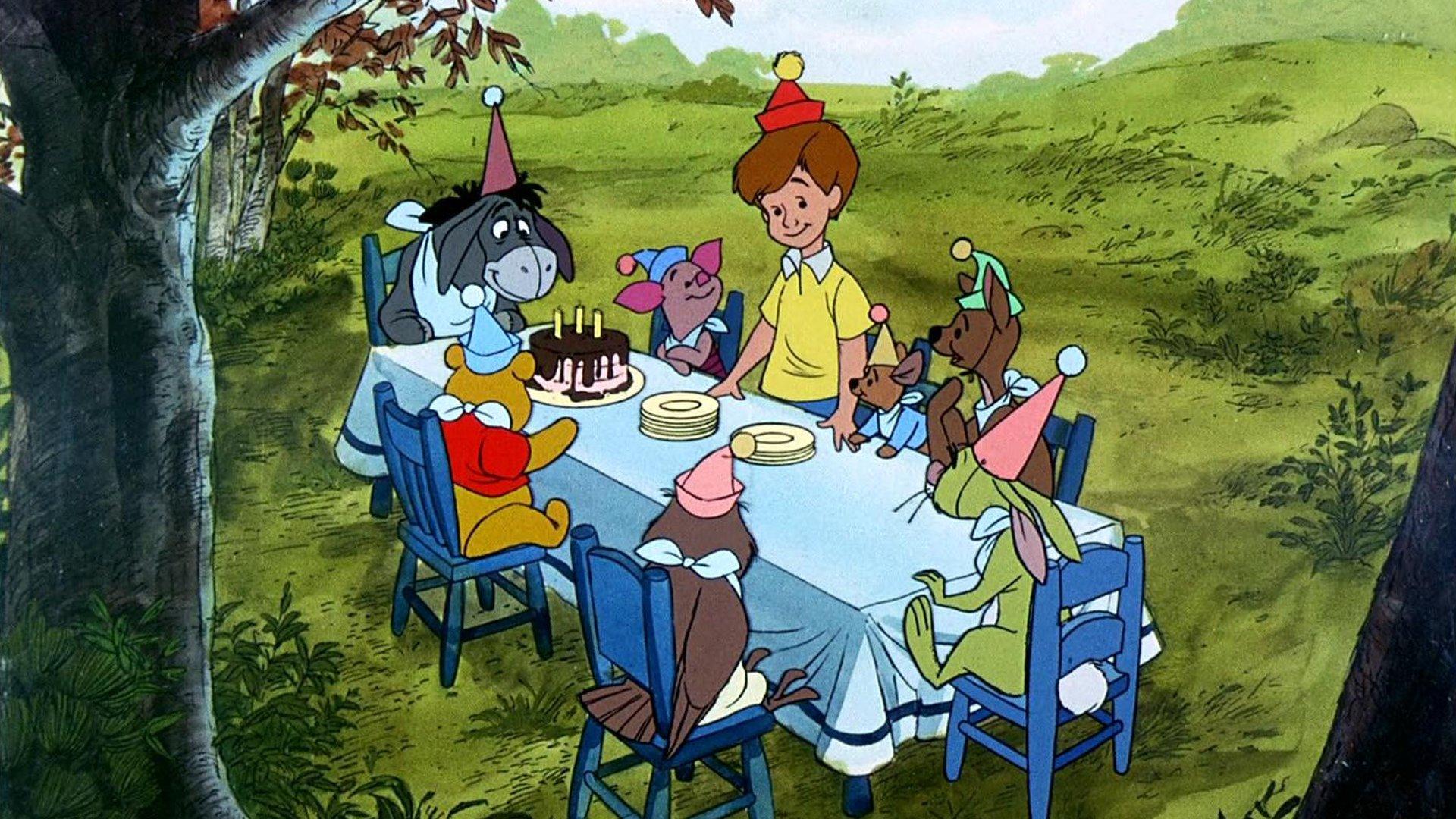 Мультфильмы с днем рождения смотреть
