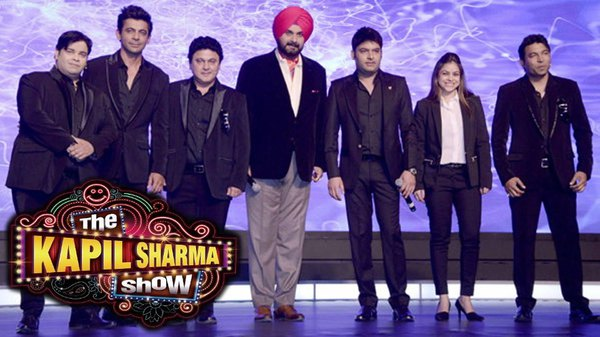 The Kapil Sharma Show - S02E107 - The Googly Experts Of Indian Cricket Team