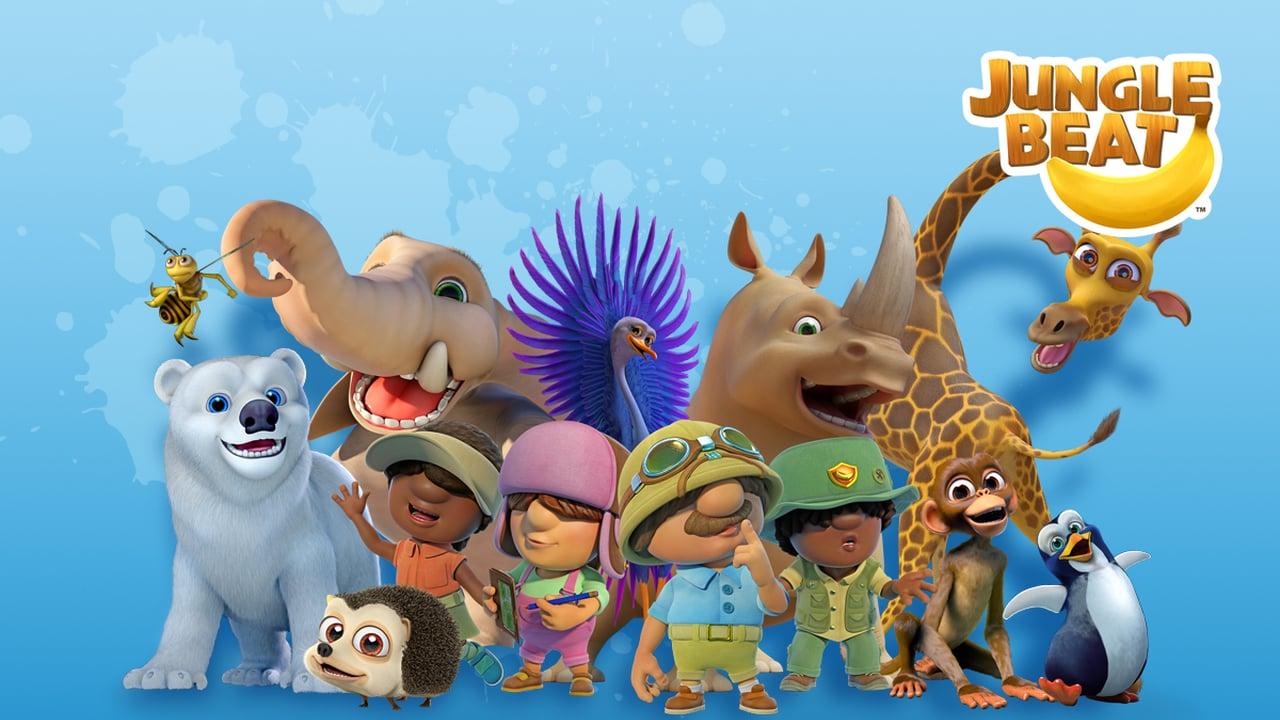 Jungle Beat Tv Series 2004 - 2014-5632